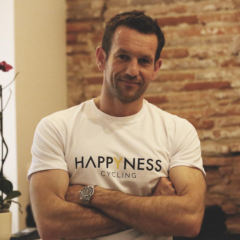 Happyness - Coach Xavier